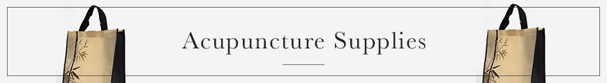 Acupuncture Supplies