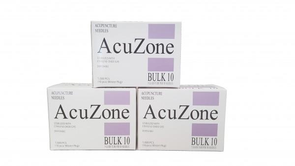 Acuzone Needles <Bulk 10> (1,000 needles/box)