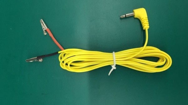 Alligator Clips(Metal Jack) -  SMALL SIZE for KWD-808
