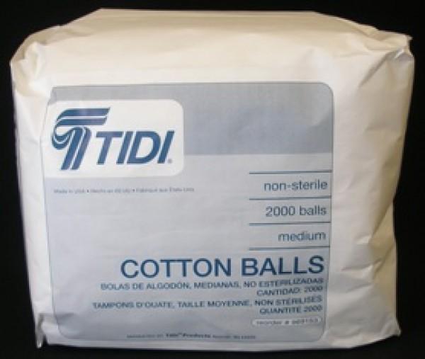 Medium cotton balls