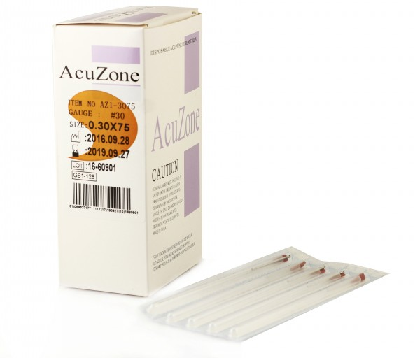 AcuZone Long Needles - Single 3 inches