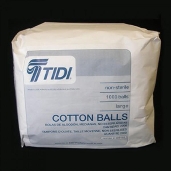 Large cotton balls