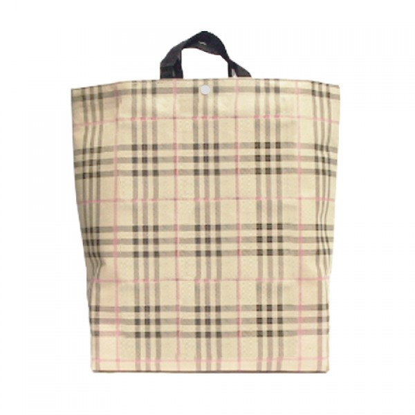 Carrying Bag:  Checkered - Burberry Print