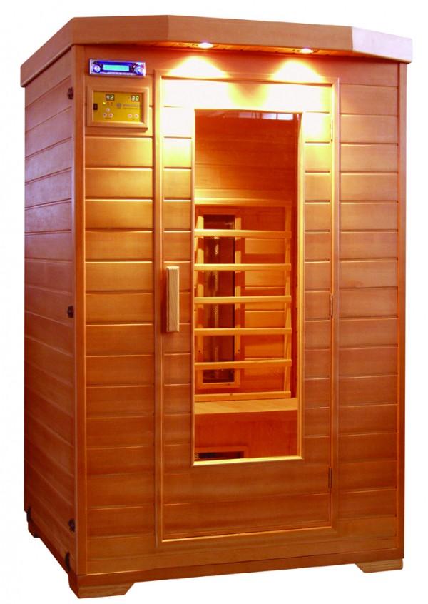 Curesense Infrared Sauna Room Indoor