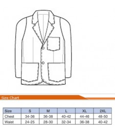 Mr. Barco  Consultation Coat