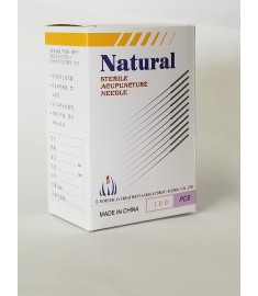 [Natural] 3-Edged Needles