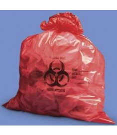 Infectious waste (Biohazard) bag