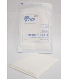 Clean Field (Non-Fenestrated Sterile Field Drape) (TIDI 917270)