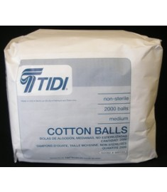 Medium cotton balls