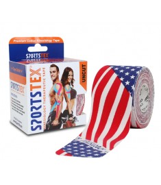 Sports Tex - Kinesiology Tape - US Flag