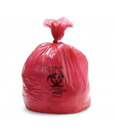 High Density Biohazard Liners - 10 Gallon Size