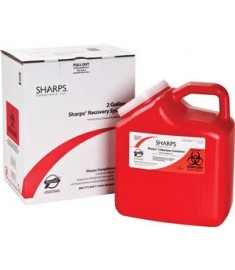 Sharps Container Mail Back System - 2 Gallons