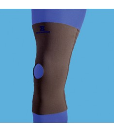 Neoprene Budget Knee Sleeve with Patellar Opening (#1000)