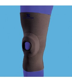Neoprene Sports Knee Sleeve with Patellar Opening (#1005)