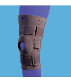 Neoprene Hinged Knee Sleeve (#1010)