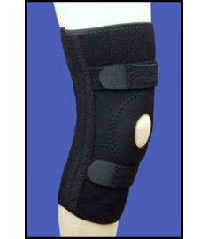 Neoprene FLEXGRIP™ Knee Support with Spiral Stays - 12""