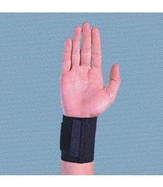 Elastic Wristlet, Black (#252)