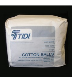 Large cotton balls