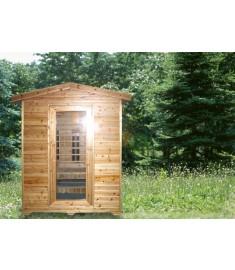 CureSense Infrared Sauna Room - Outdoor