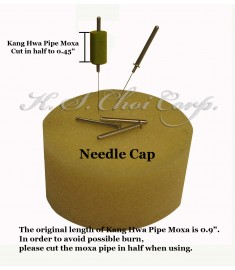 Needle Cap for Needle Moxa