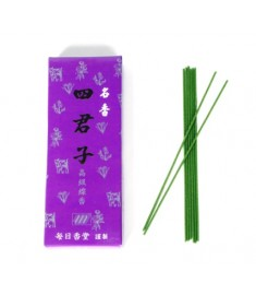 "[Sagoonja] Incense, 6.6"" length, 200 pcs / Box"