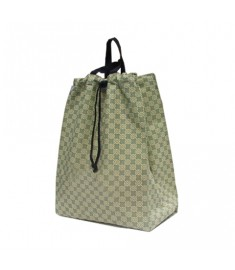 Carrying Bag: Square Pattern -Tie-string