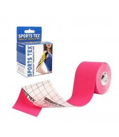 Sports Tex - Kinesiology Tape - Pink