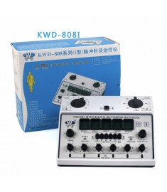 Yingdi Brand KWD-808I: Multifunction Stimulator - 6 channels(Plastic Jack)