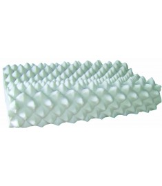 Latex Wave Pillow with SPIKES
