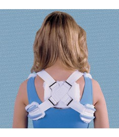 Deluxe Four-Way Clavicle Brace (#242)