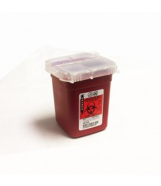 Sharps Container - 1 Pint(=1/2 Quart)